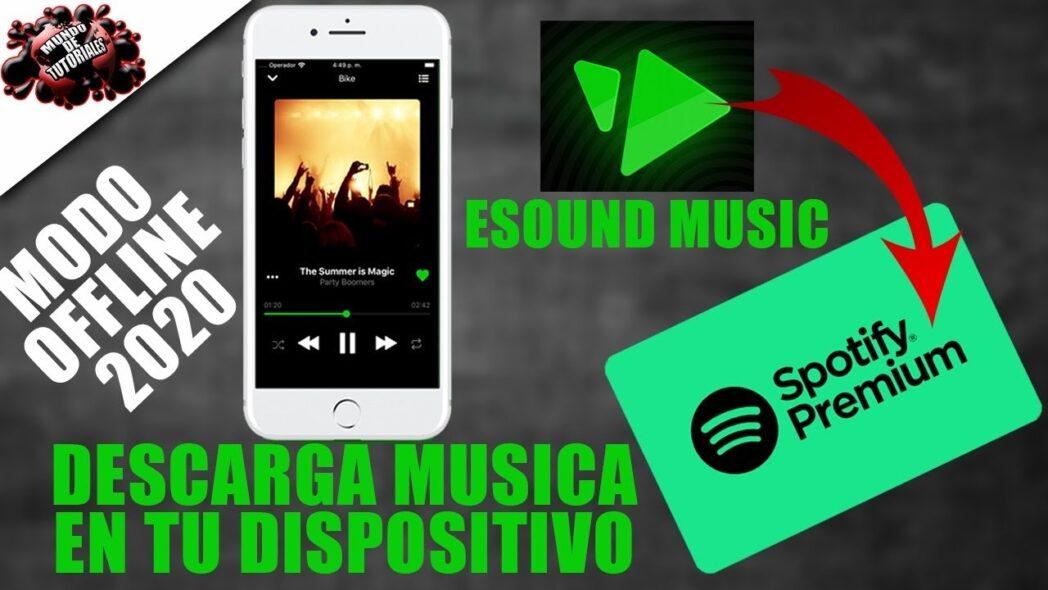 musica gratis en android y iphone con spotify