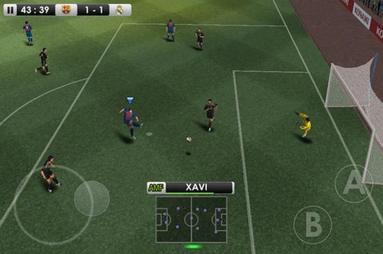 pes gratis para android y iphone el mejor juego de futbol