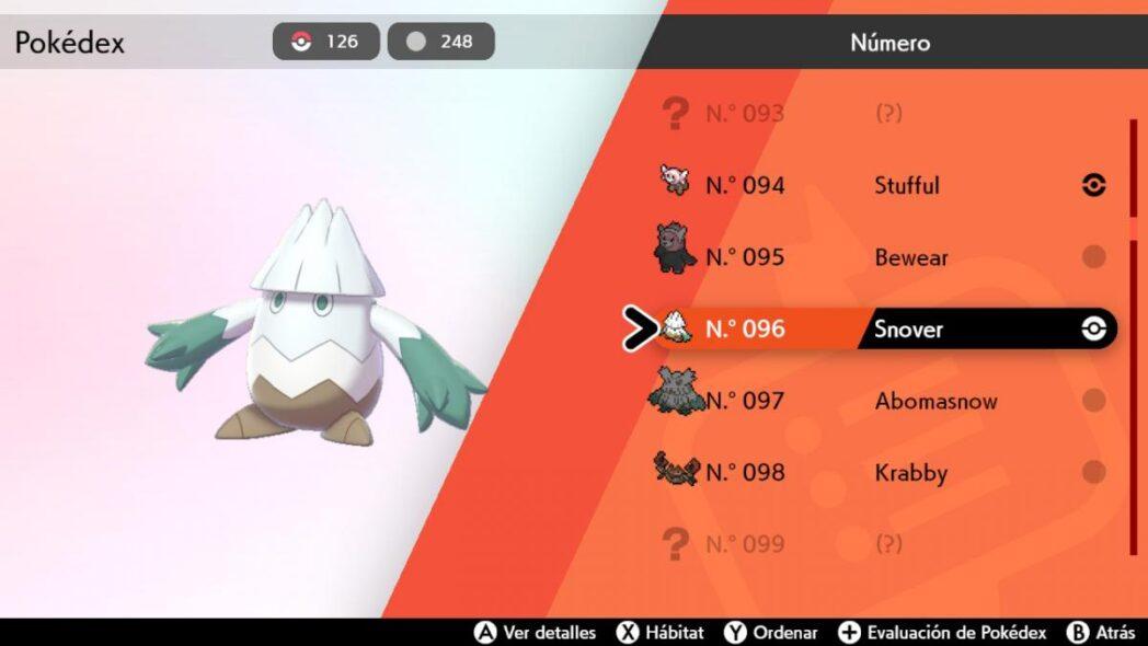 pokemon espada y escudo donde atraparlo