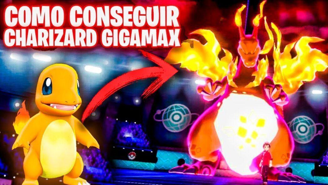pokemon sword and shield como obtener charmandra y sharizar