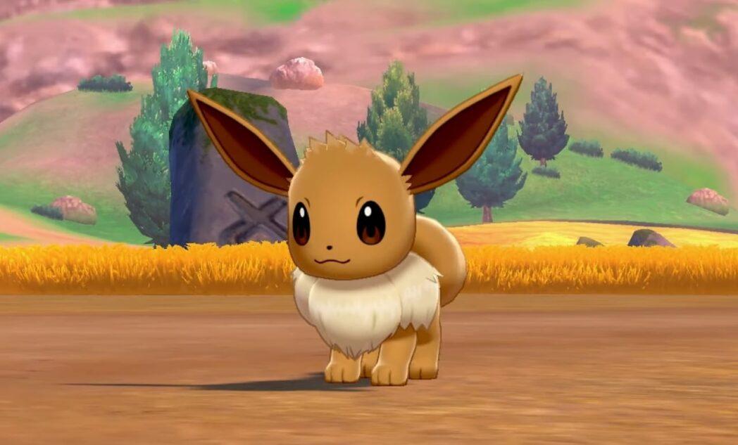 pokemon sword and shield como pasar por toda la evolucion de eevee