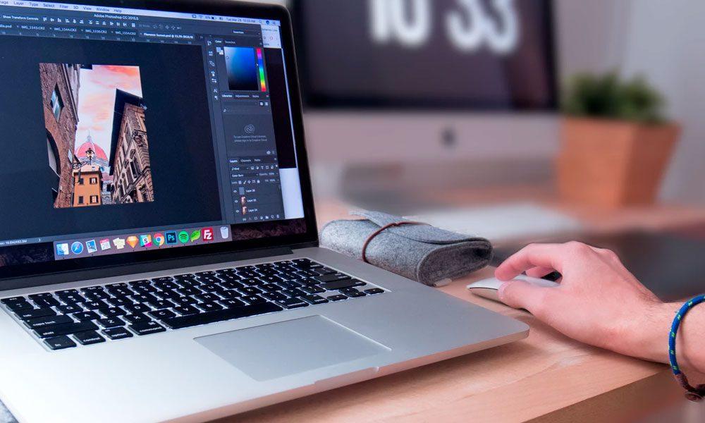 procesamiento de imagenes y retoque fotografico en una pc