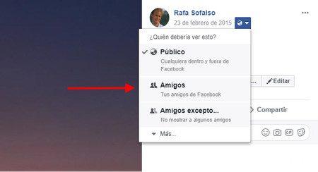 protege fotos en facebook escondelas o muestralas solo a tus amigos