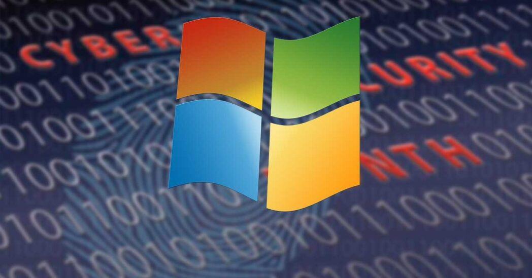 proteja windows de los riesgos de software y software
