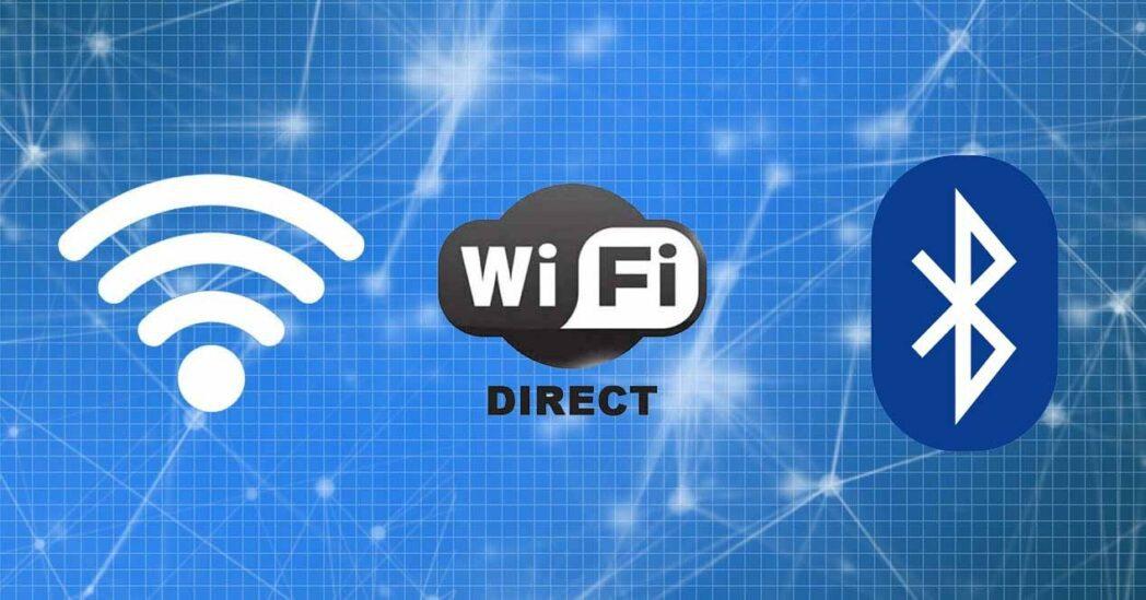 que es mas rapido entre wi fi y bluetooth