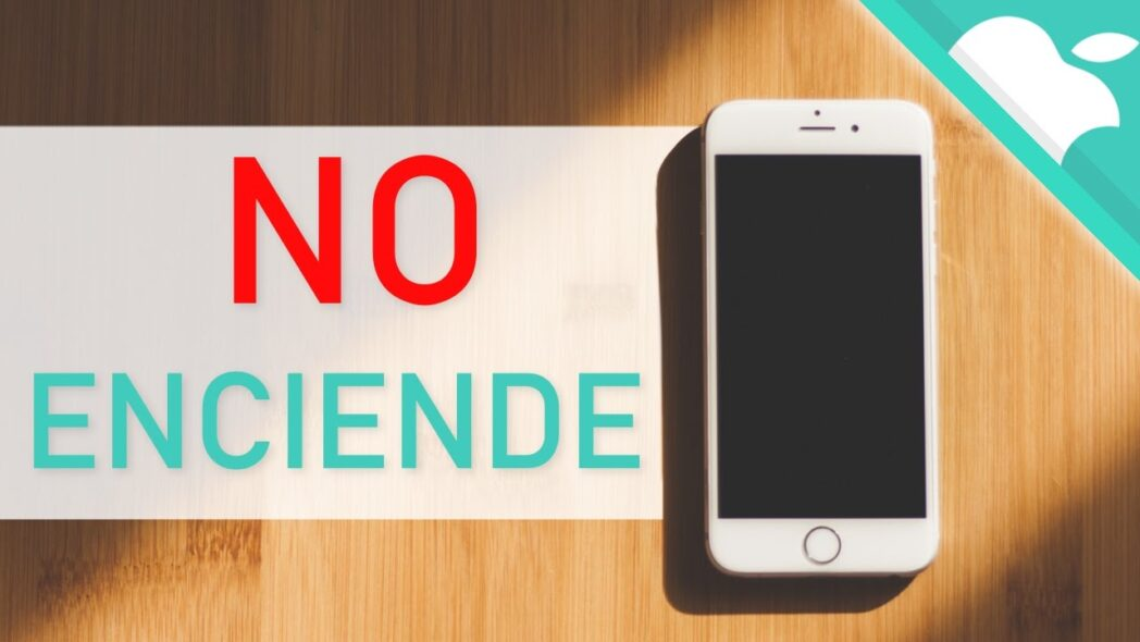 recupere un iphone muerto si ya no se enciende o carga la bateria