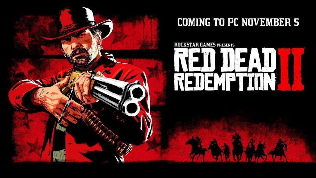 red dead redemption 2 como solucionar problemas iniciales en pc