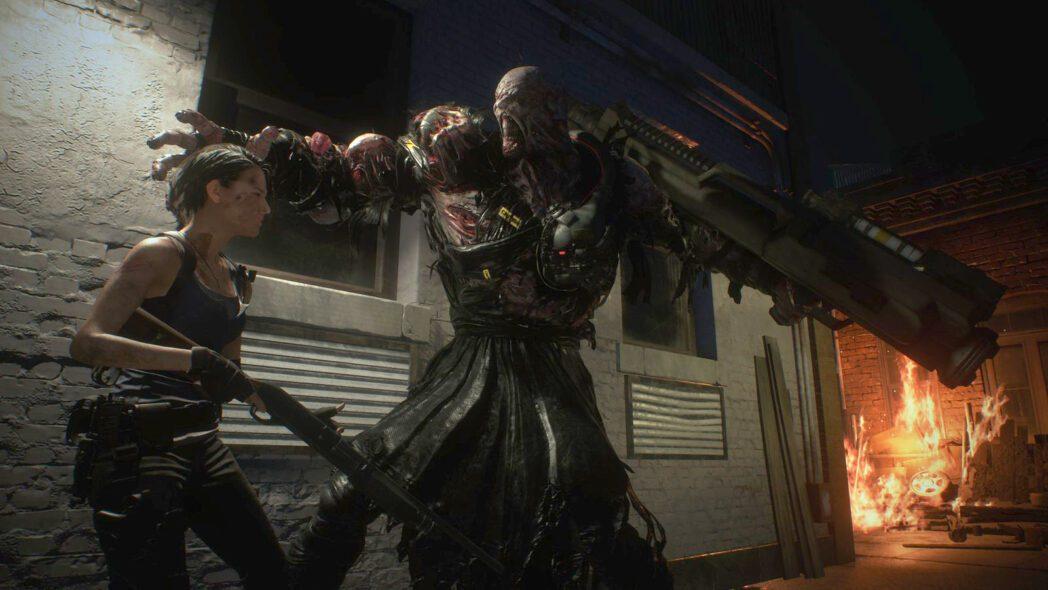 resident evil 3 remake como esquivar y repeler ataques