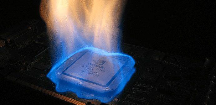 si la temperatura del procesador es alta y demasiado alta que hacer para enfriarla