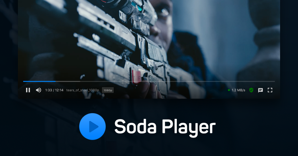 soda player para ver videos de acestream y torrent tambien en chromecast