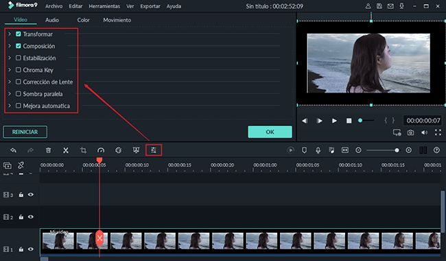 software gratuito para mejorar la calidad del video