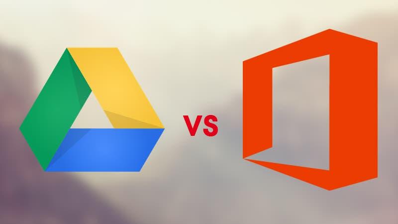 son mejores las aplicaciones de microsoft office o google docs