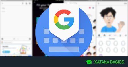 teclado google gboard en android y iphone excelente para encontrar archivos gif y sitios web