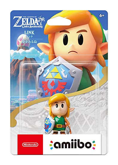 the legend of zelda awakening links guia de amiibo