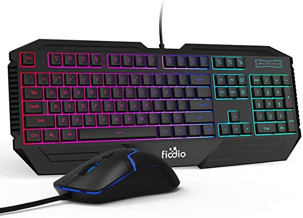 tipos de teclado de pc wi fi ergonomico y retroiluminado