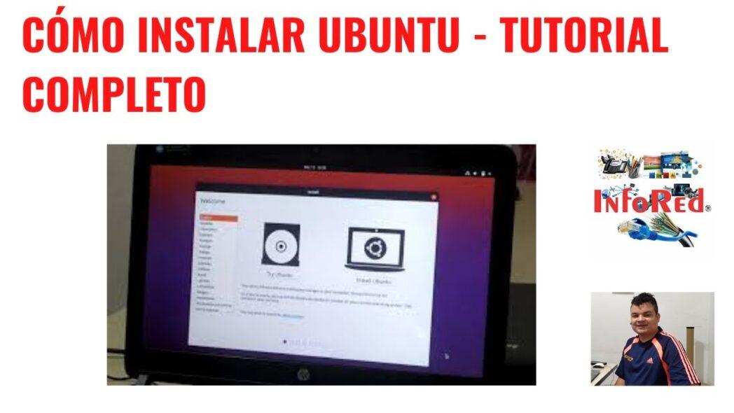 tutorial de ubuntu 20 04 instalacion configuracion y uso
