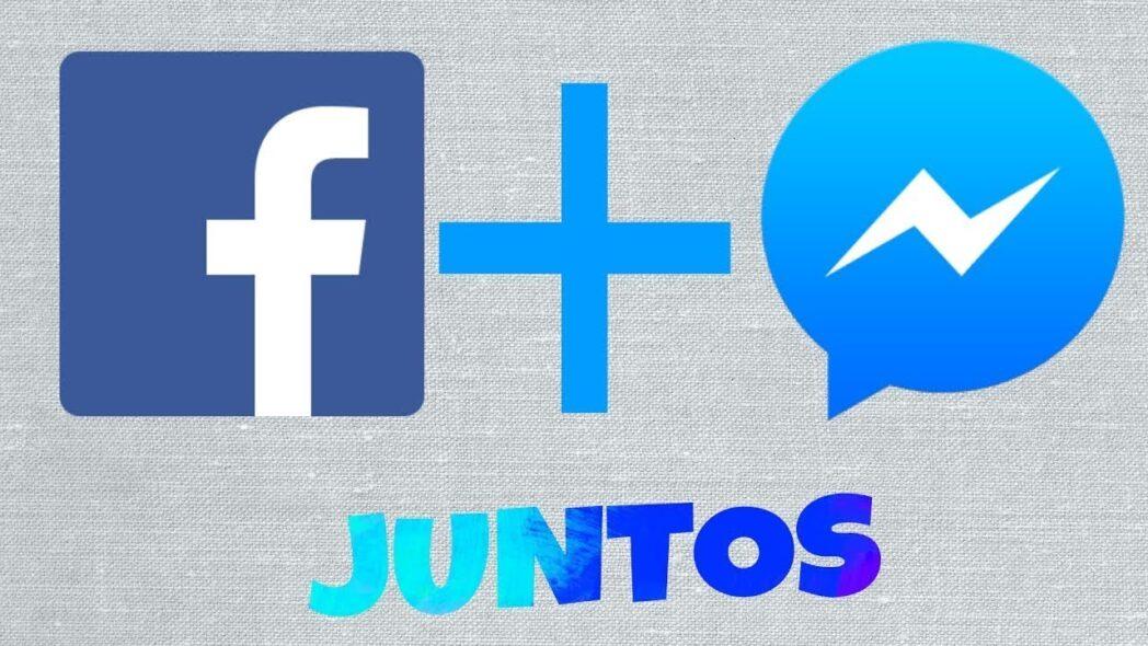 use facebook y messenger juntos en una aplicacion
