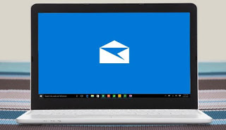 use la aplicacion windows 10 mail como una aplicacion de correo electronico