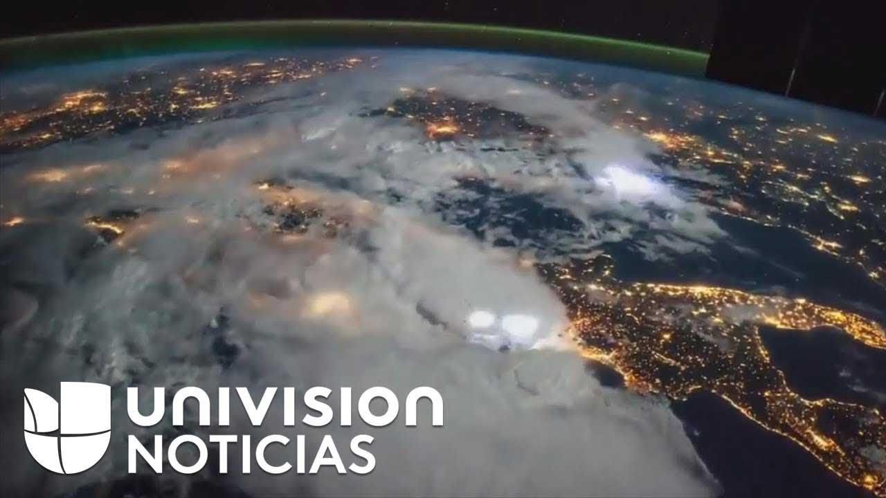 vea la tierra en vivo desde el espacio imagenes en vivo y video hd