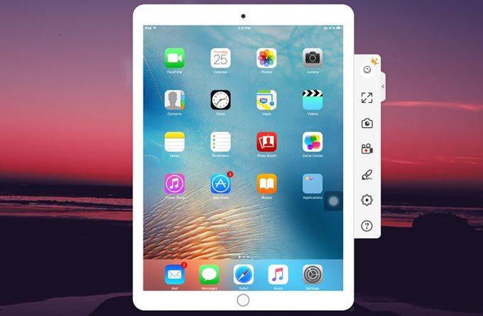 ver la pantalla del iphone y ipad en la pc airplay mirroring en windows